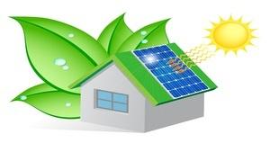 solar panel energy hydroponics