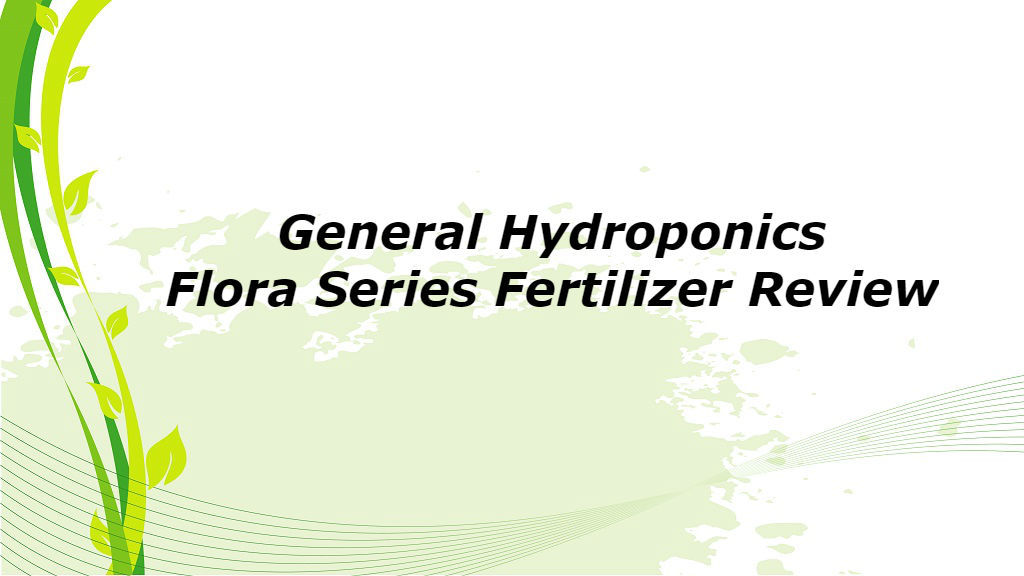 Flora Series Fertilizer